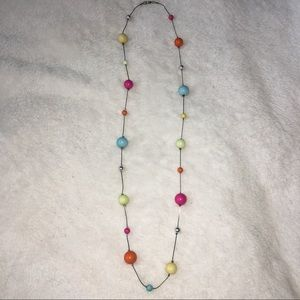 Jewelry - Bright Multicolor Beaded Necklace